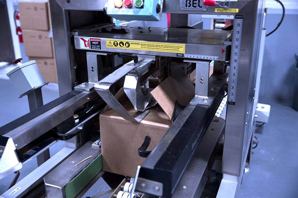 We use the latest in automated equipment to efficiently deliver consistent products