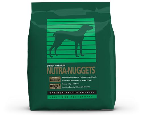 Nutra Nuggets Performance Dog product image bag