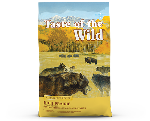 Taste of the Wild High Prairie product bag image