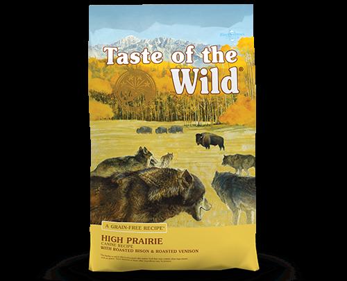 Taste of the Wild High Prairie product bag image